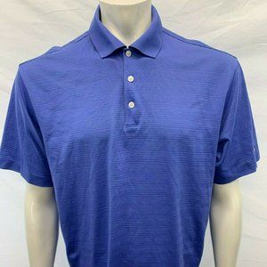Tiger Woods Nike Dri-Fit Golf Shirt Men's Medium